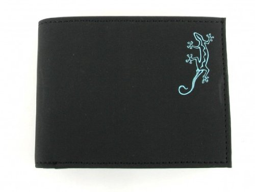 Oxmox Kollektion New Cryptan Pocketbörse Lizard Schwarz