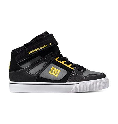 DC Shoes Spartan EV - High-Top Shoes - Hi-Tops - Jungen - EU 36 - Schwarz