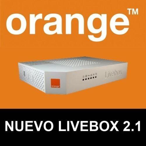 Nuevo Router Livebox 2.1 último firmware Astoria