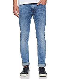 Louis Philippe Men's Slim Fit Jeans