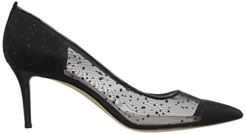 SJP by Sarah Jessica Parker Damen Glass 70 Pumps Schwarz (Black Raindrop Fabric)