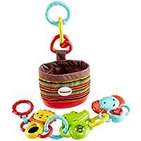 Fisher-Price Infant DFP25 - Kit da Passeggio Animaletti Agganciabili