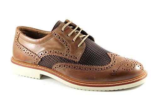 Igi&Co , Chaussures de ville à lacets pour homme marron marron Marron