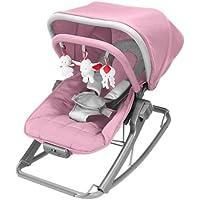 Maclaren RM1Y010402 - Hamaca, color rosa y plata