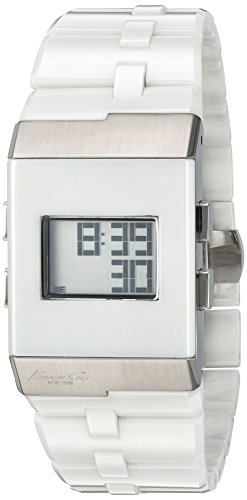 kenneth-cole-kc4733-digital-montre-femme-quartz-digital-cadran-blanc-bracelet-acier-blanc