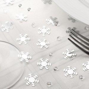EFS Schneeflocken & Tisch Kristalle Crystal Votive