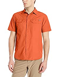 Columbia Silver Ridge Chemise Manches Courtes Homme