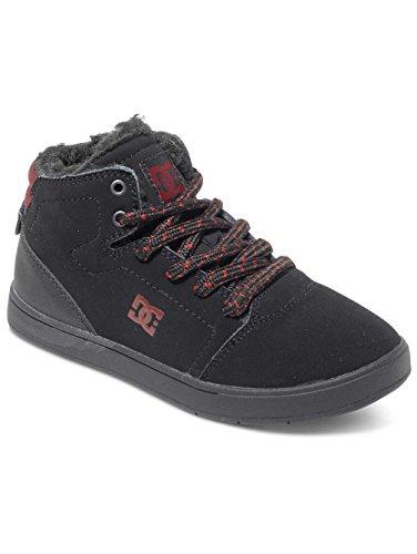 DC Shoes Crisis High Wnt - Sneaker unisex bambino Nero