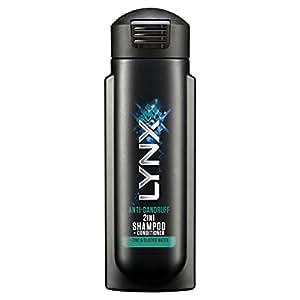 Lynx Secure Anti-Dandruff 2in1 Shampoo 300ml