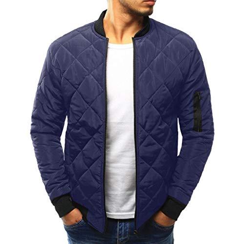 Vicgrey giacca da uomo classico invernale cappotto caldo giubbini manica lunga camicia elegante maglia autunno inverno parka cappotti outwear abbigliamento