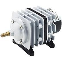 Takestop® Ventilador Compresor De Aluminio acq-003 60L/min 50 W con peine