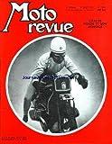 MOTO REVUE [No 1252] du 27/08/1955 - l'axe de piston et son montage - la motoleggera 98cc ducati , culbuteurs