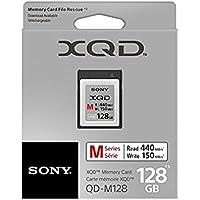 Sony XQD 128 GB Standard M-Serie Speicherkarte Adapter