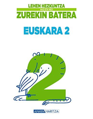 Euskara 2 (Hazi eta hezi)