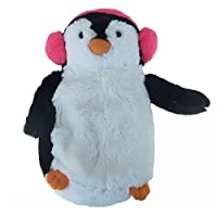 Things2KeepUWarm Microwavable Hotties Microwave Hot Water bottle teddy (Penguin)