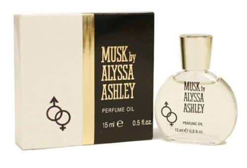 Alyssa Ashley Musk By Alyssa Ashley For Women. Perfume Oil 0.5 Oz. by Alyssa Ashley