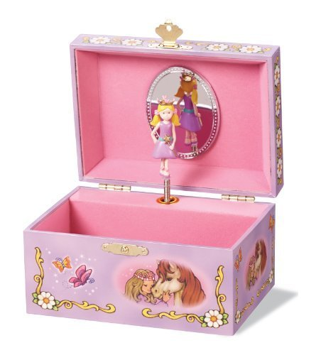 Enchantmints Butterfly Princess Music Box by Reeves (Breyer) Int'l - Butterfly Music Box