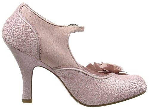 Ruby Shoo - Emily, Scarpe col tacco Donna Rosa (Pink (Dusky Pink))