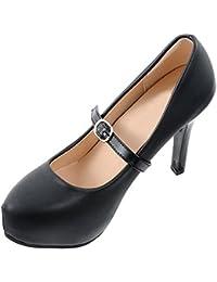 Sharplace 8 Pares de Accesorios de Zapatos No Hay Cordones Empate Silicona Elástica - Rosa QcFOO
