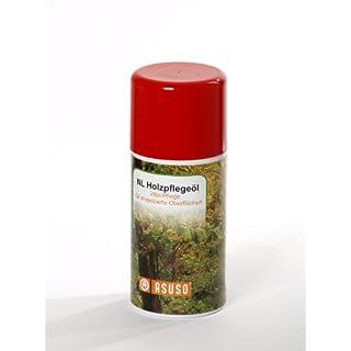 Asuso NL Holzpflegeöl Vital Pflege f. strapazierte Oberflächen 0,3 Liter Spray