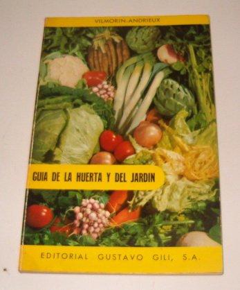 Guía de la huerta y del jardín por Roger de Vilmorin