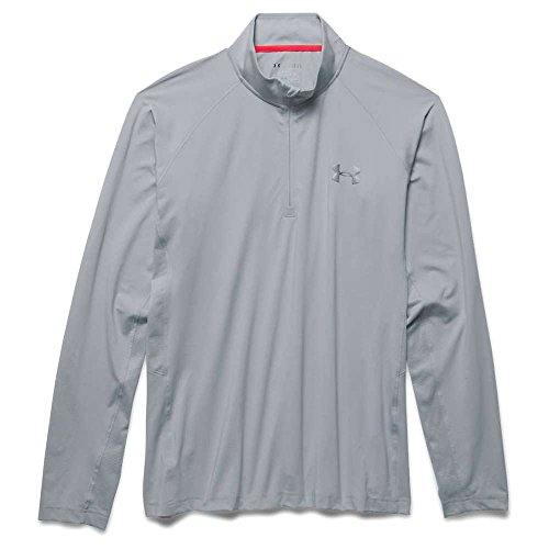 Under Armour–Maglietta Coolswitch Thermocline 1/4zip Amalgam Gray