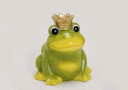 Spardose Froschkönig Frosch (Spardose Frosch)
