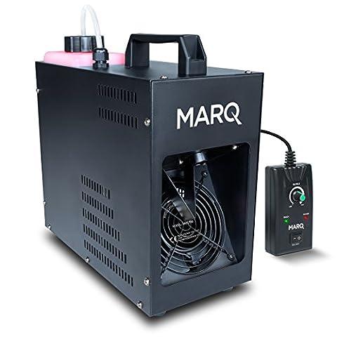 MARQ - Haze 700 - Machine à Brouillard Compact et Facile pour des Effets Incroyables - Noir