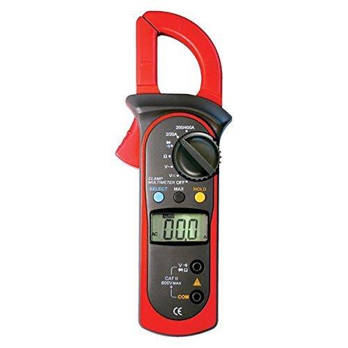 MP power @ Pinza Amperimetrica Multímetro Digital Voltmeter Ammeter Ohmmeter