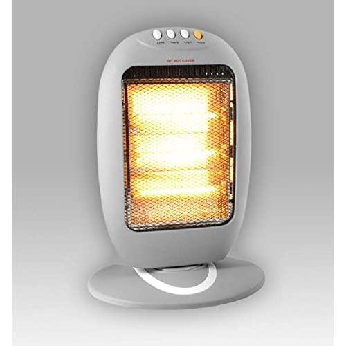41fUkdVzyuL. SS500  - 800 Watt Halogen Heater (Desk Or Floor Standing)