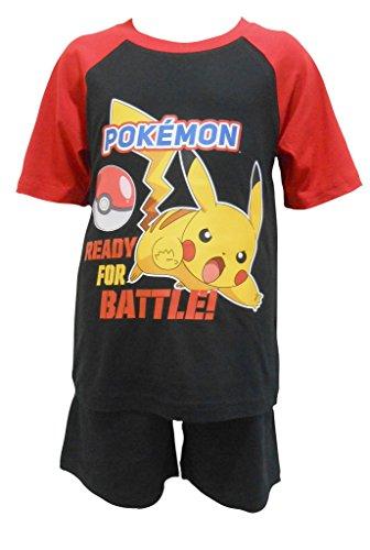 Pokemon-Boys-Listo-para-la-batalla-Pikachu-Shortie-Style-Pijamas