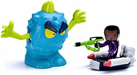 Mutant Busters - 700012860 - le Bateau de Sauvetage  1 Figurine Rugor | Durable En Usage
