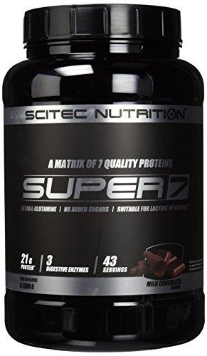 Scitec Nutrition Protein Super 7, Milkschokolade, 1300g