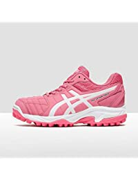 Asics gel-Lethal Field 2GS Junior Hockey zapatos–AW16, pink - white