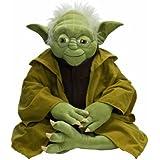 Star Wars 692236 - Yoda sitzend Plüsch, 60 cm
