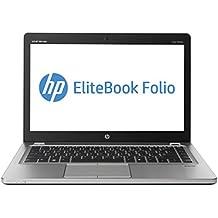 portátil HP EliteBook Folio 9470M, Intel Core i5-3437u 1900Mhz, 4Gb, 180Gb Windows 7 Pro, Reacondicionado + Envio GRATIS