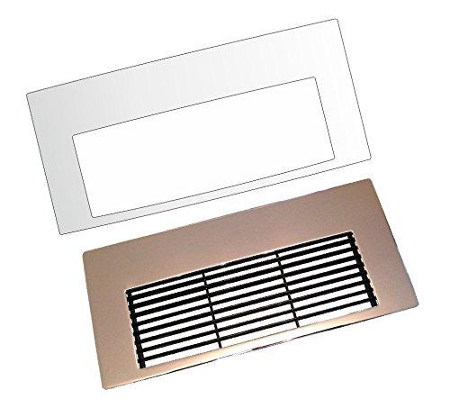 3 x Schutzfolie für Jura Z6 & Z8 Impressa Tassenablage, Abtropfblech, Tassenplattform