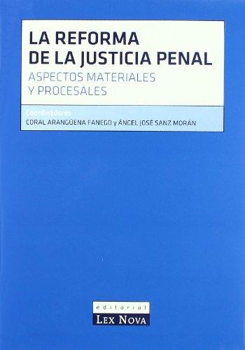 La reforma de la justicia penal