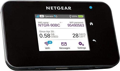 NETGEAR AirCard - Router 4G LTE móvil AC810 hasta