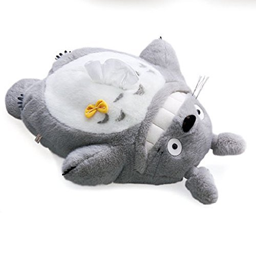 Preisvergleich Produktbild Mein Nachbar Totoro (Ghibli) Stofftier / Plüsch Taschentuch Spender / Taschentuchbox Überzug / Tissue Box Cover: Big O Totoro