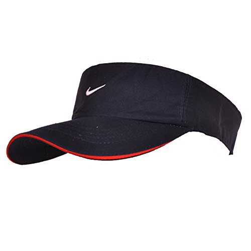 Kaarq New Nike Tennis Cotton Cap for Women (Blue)  available at amazon for Rs.349