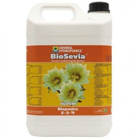 Engrais stimulateur Biosevia Bloom 5 L - GHE