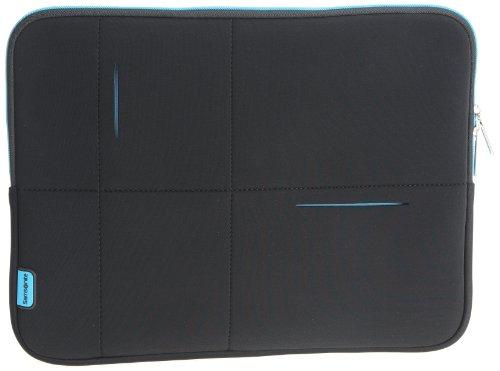 15,6\'\' AIRGLOW Laptop Sleeve, Black-Blue