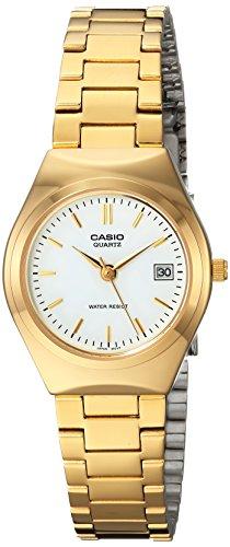 Casio LTP-1170N-7A - Reloj analógico de Cuarzo para Mujer, Correa de