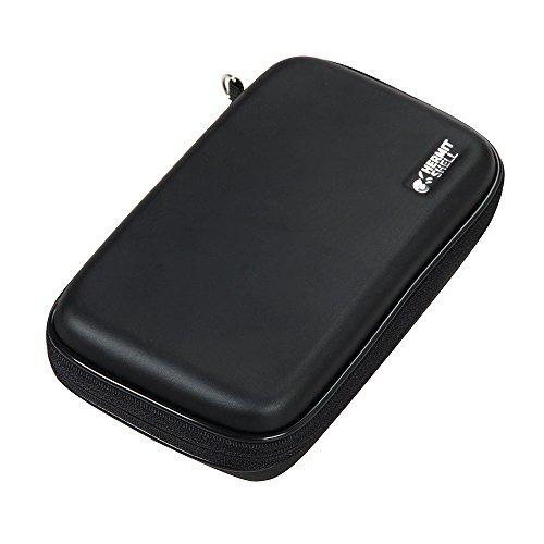 Für Apple MacBook MagSafe 1 / 2 85W / 65W Power Adapter & Magic mouse EVA Hard Tasche Schutz hülle Etui Tragetasche Beutel von Hermitshell (Apple Macbook Pro Zum Verkauf)