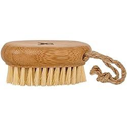 Croll y Denecke cepillo de uñas de bambú, 1 pieza