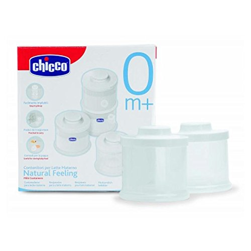 Chicco Contenedores Leche Materna 4 Uds.