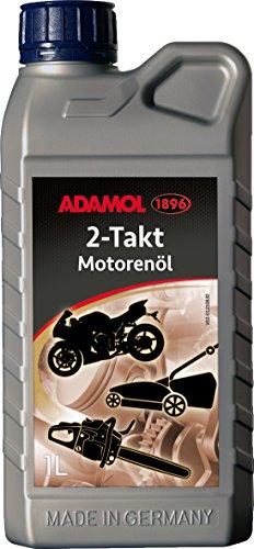 ADAMOL 1896 01210830 2-Takt Motorenöl, 1 L