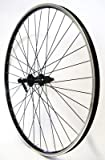 28 Zoll Fahrrad Laufrad Hinterrad Hohlkammerfelge CUT 19 Shimano Deore 610 schwarz 8/9/10-fach für...