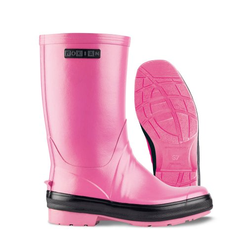 Nokian Footwear - Gummistiefel -Reef- (Everyday) [418] Rosa, Schwarz